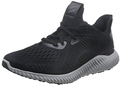buy popular 14365 80632 Adidas Men s Alphabounce Em M Cblack Ftwwht Utiblk Running Shoes - 10 UK