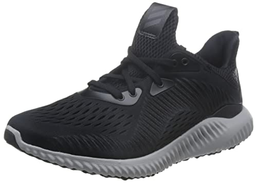 ce4cc22862fe1 Adidas Men s Alphabounce Em M Cblack Ftwwht Utiblk Running Shoes - 8 UK