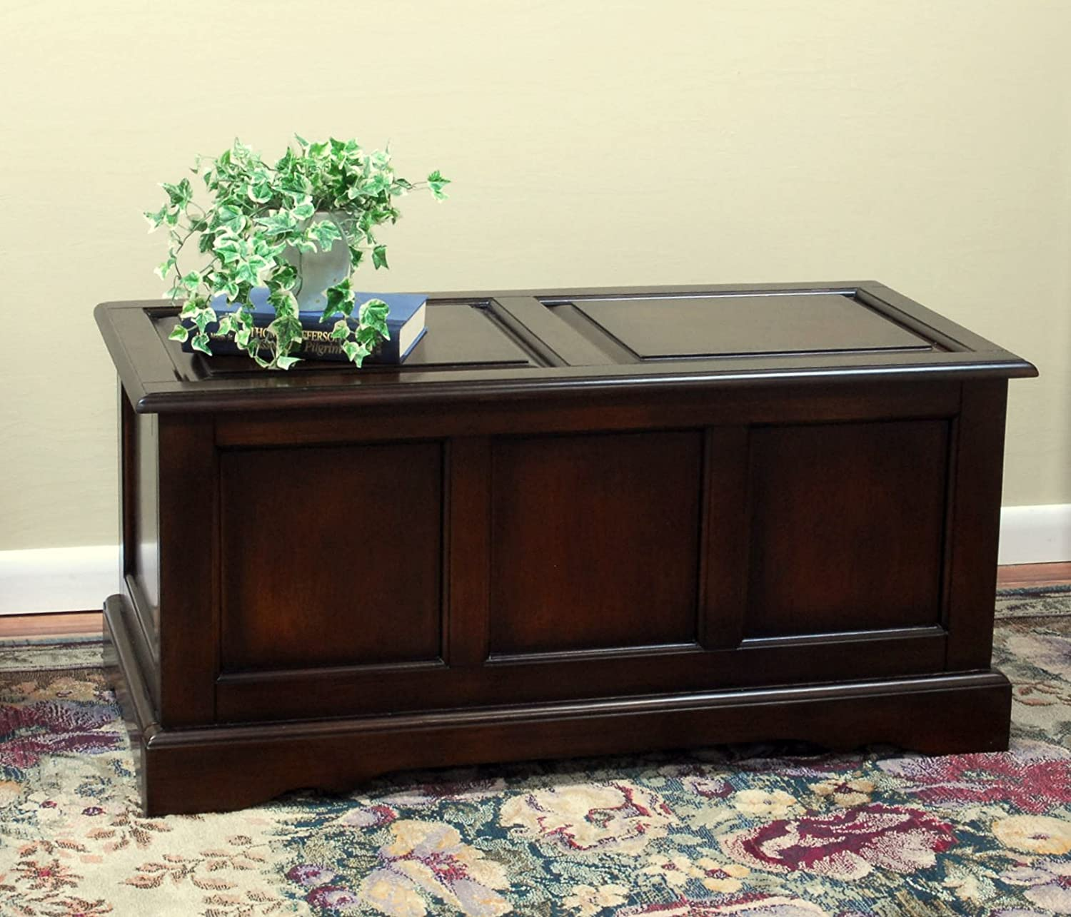 Amazon Carolina Chair and Table Camden Blanket Chest Kitchen