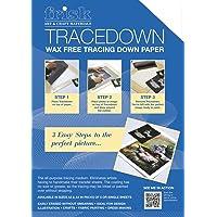 Frisk Tracedown - Papel de calco gráfico (A3