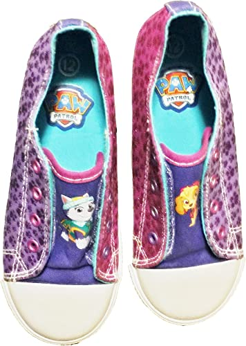 girls glitter slip on sneakers