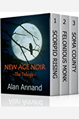 New Age Noir: the Trilogy Kindle Edition