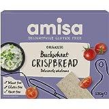 AMISA//HILDEGARD Organic Gluten Free Pure Porridge Oats 325g PACK OF 1