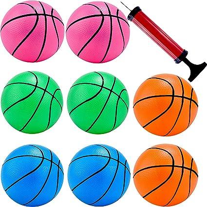 Amazon.com: Jovitec - Juego de pelotas de baloncesto con ...