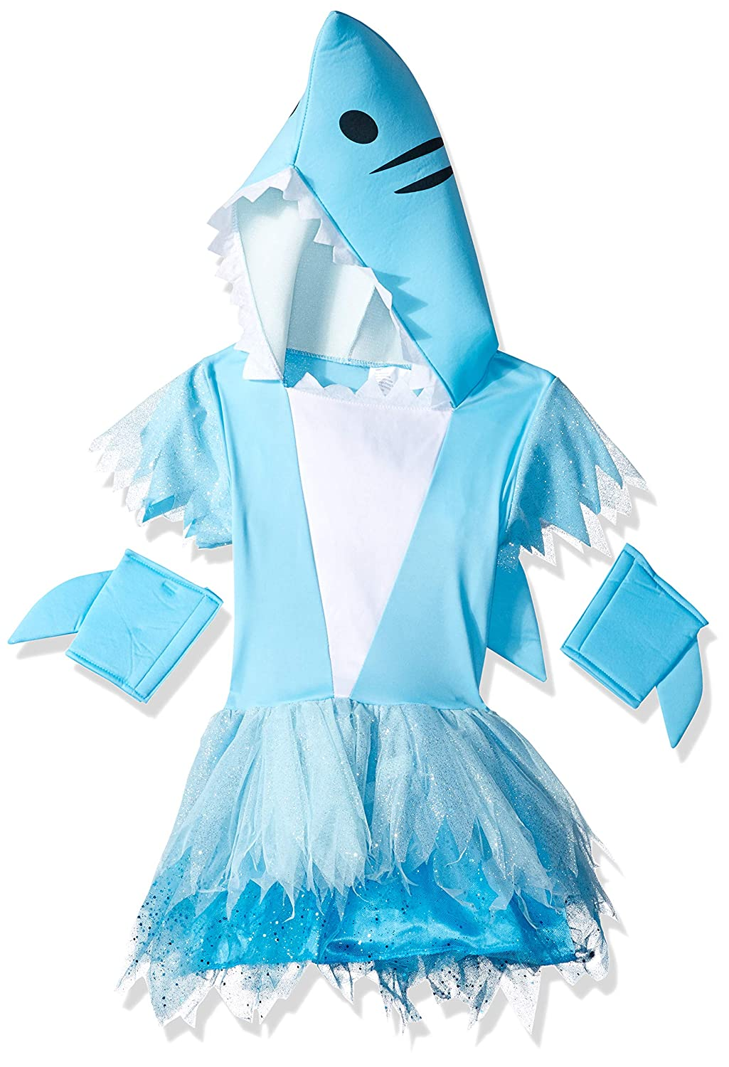 Girl's Sharp-Toothed Tutu Costume