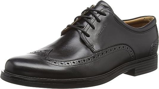 Clarks Un Aldric Wing, Zapatos de Cordones Derby para Hombre