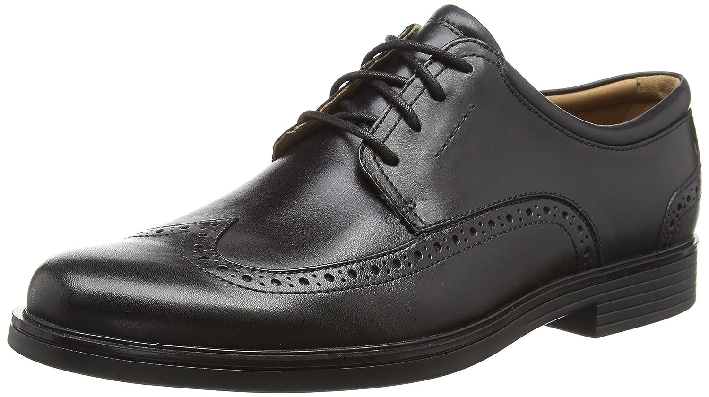 TALLA 43 EU. Clarks Un Aldric Wing, Zapatos de Cordones Derby para Hombre