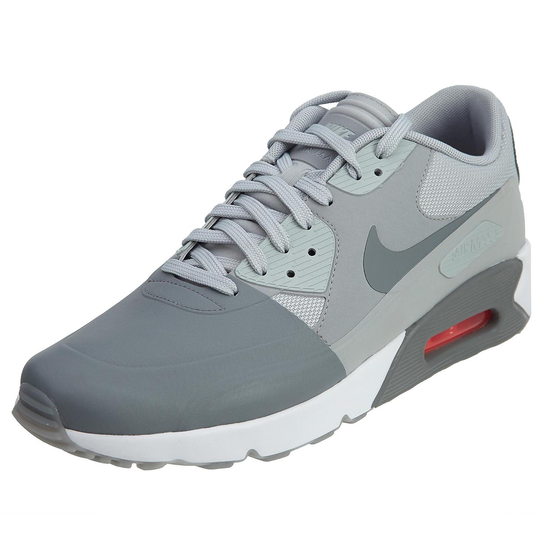 NIKE Men's Air Max Ultra 2.0 Essential Running Shoe B06XC4YKC2 8 D(M) US Cool Grey/Cool Grey-wolf Grey-white