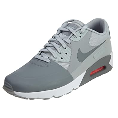promo code 14b7a 5f997 NIKE AIR MAX 90 ULTRA 2.0 SE mens fashion-sneakers 876005-001_9.5 - COOL  GREY/COOL GREY-WOLF GREY-WHITE