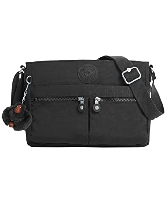e4f597b33 Kipling Angie Black Tonal Crossbody Bag, t: Amazon.ae: Amazon US