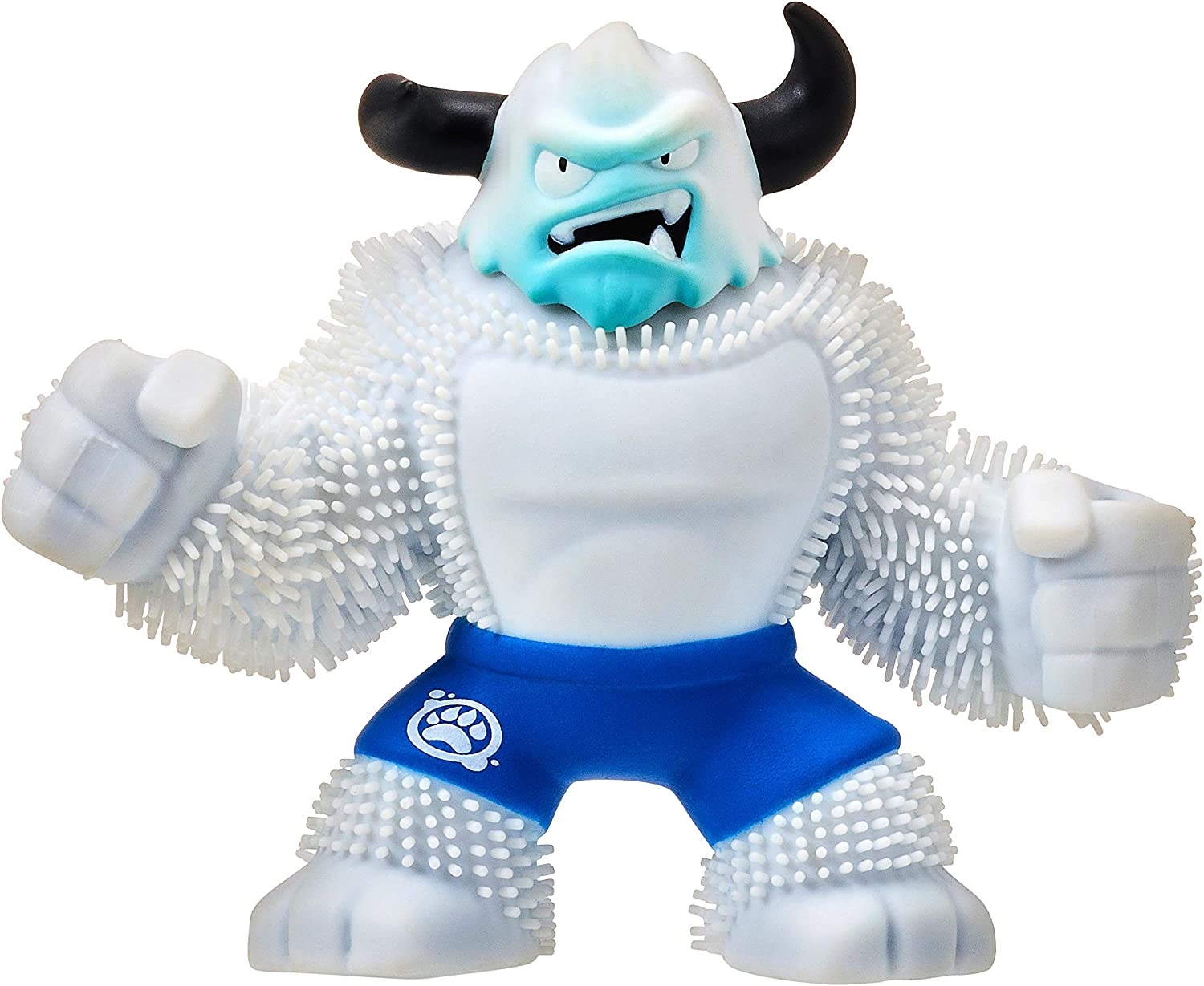 Heroes of Goo Jit Zu - Rare & Color Change Slushy Yeti Action Figure - Frostbite