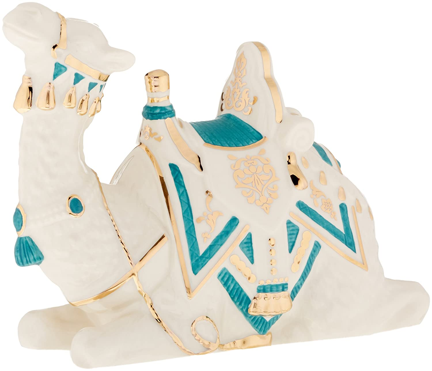 Lenox 869930 First Blessing Nativity Teal Camel Figurine