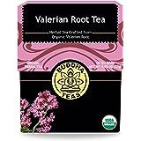 Organic Valerian Root Tea - Kosher, Caffeine Free, GMO-Free - 18 Bleach Free Tea Bags