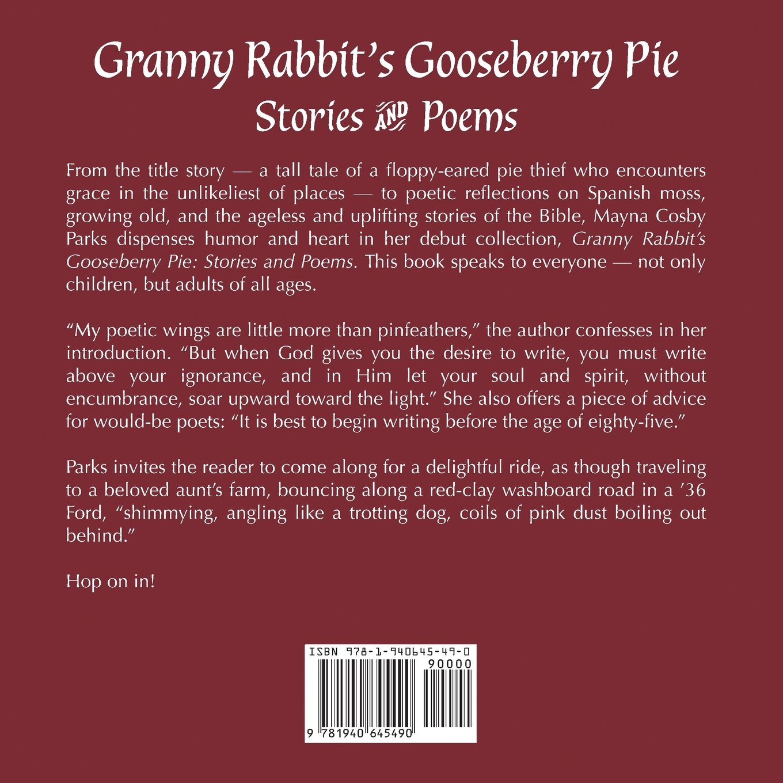 Granny Rabbits Gooseberry Pie Stories And Poems Amazoncouk