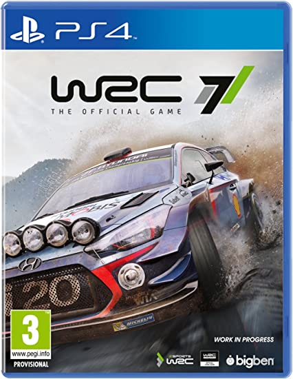 WRC 7. World Rally Championship 7: The Official Game - Versión Española (PS4): Amazon.es: Videojuegos