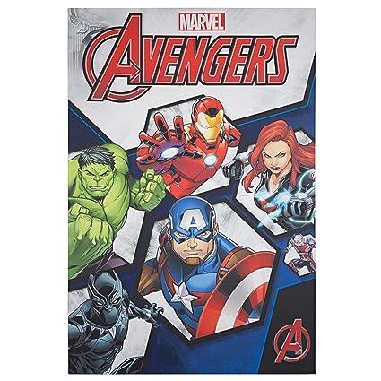 32f26f073c Amazon.com  Officially Licensed Marvel Comics Avengers Comic Book ...
