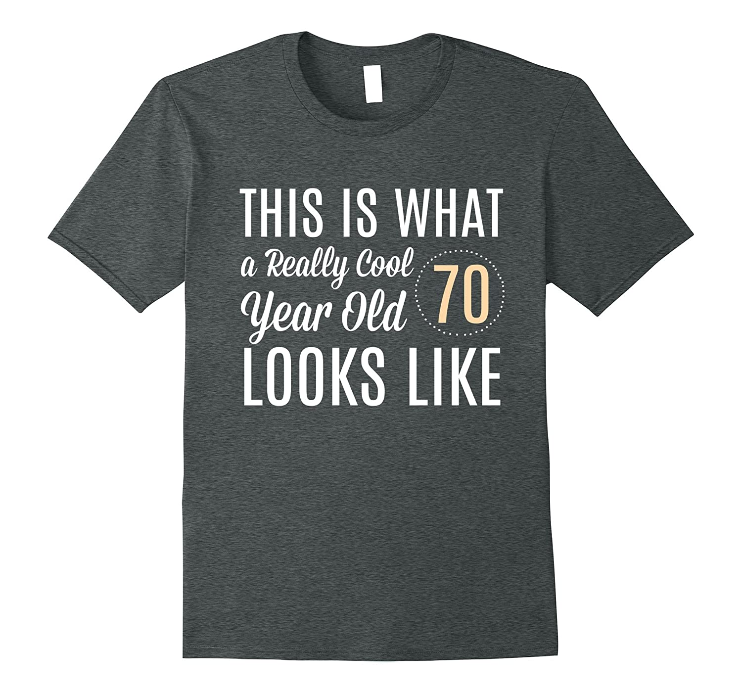 Birthday Gifts For Men Women Really Cool 70 Year Old