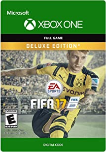 FIFA 17 Deluxe Edition - Xbox One Digital Code