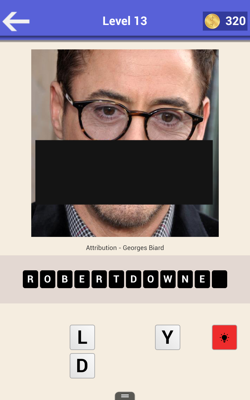 Guess The Celebrity Quiz - download.cnet.com