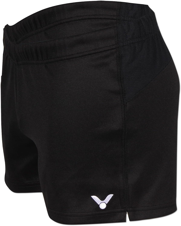 Victor Mujer Pantalón Corto, Negro, 40, 420/4/0