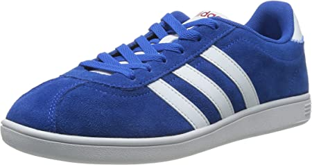 adidas court star uomo blu