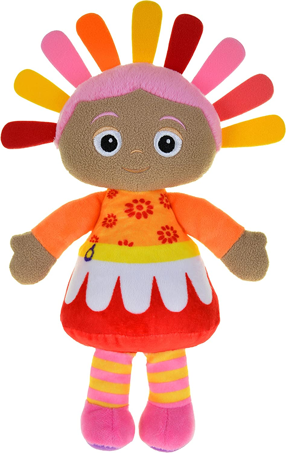 IN THE NIGHT GARDEN Singing Plush Upsy Daisy Toy for Baby and Toddler, Approximately 31cm Tall, 1665