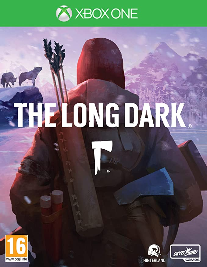 The Long Dark: Season One Wintermute: Amazon.es: Videojuegos