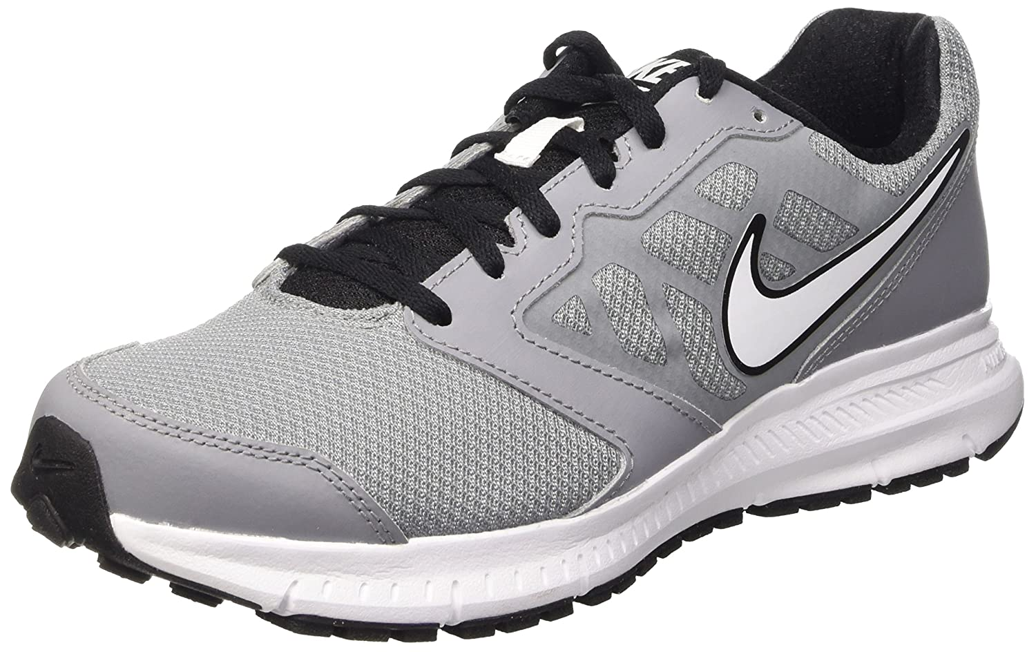 Nike Downshifter 6 Running Shoe B010OBMCOG 7.5 D(M) US|Stealth/Black/White