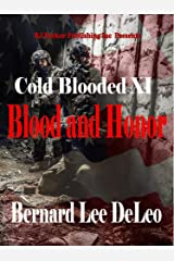Cold Blooded Assassin Book 11: Blood and Honor (Nick McCarty Assassin) Kindle Edition