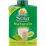 Céréal Soia Bevanda Vegetale Naturale - 500 ml