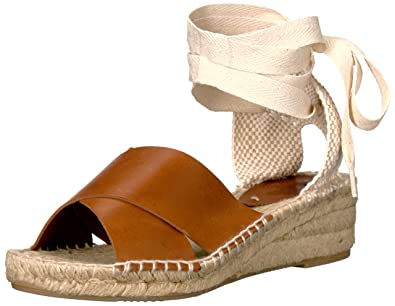6d33224bbe5 Soludos Women's Criss Cross Demi Espadrille Wedge Sandal: Amazon.co ...