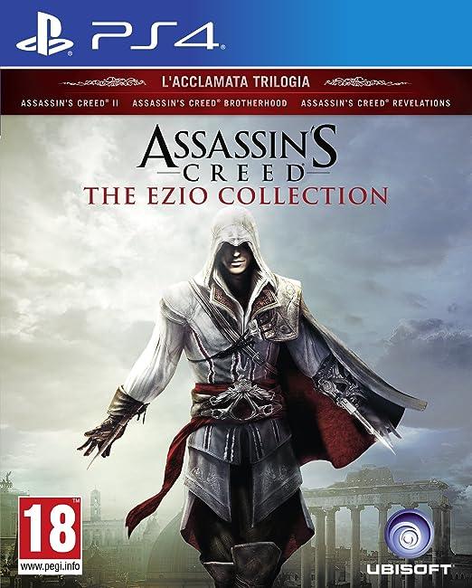 133 opinioni per Assassin's Creed The Ezio Collection- PlayStation 4