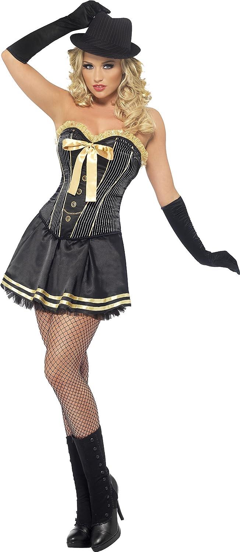 Genérico - 355856 - Disfraz De Rosalia De Cabaret Dancer: Amazon ...