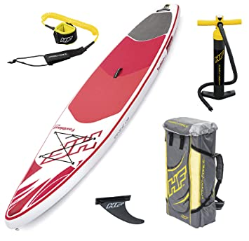 Bestway 65306 - Tabla Paddle Surf Hinchable Hydro-Force Fast Blast Tech (381 x