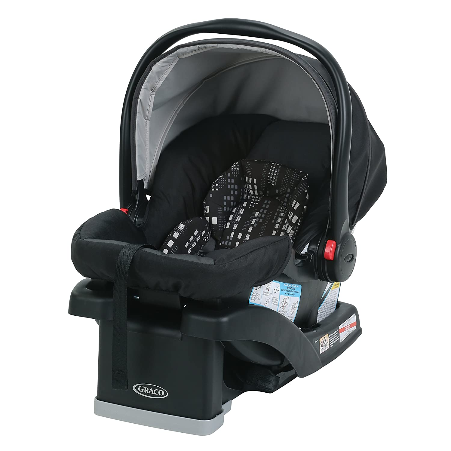 Graco SnugRide 30 Click Connect 30LX Infant Car Seat, NYC 1973925