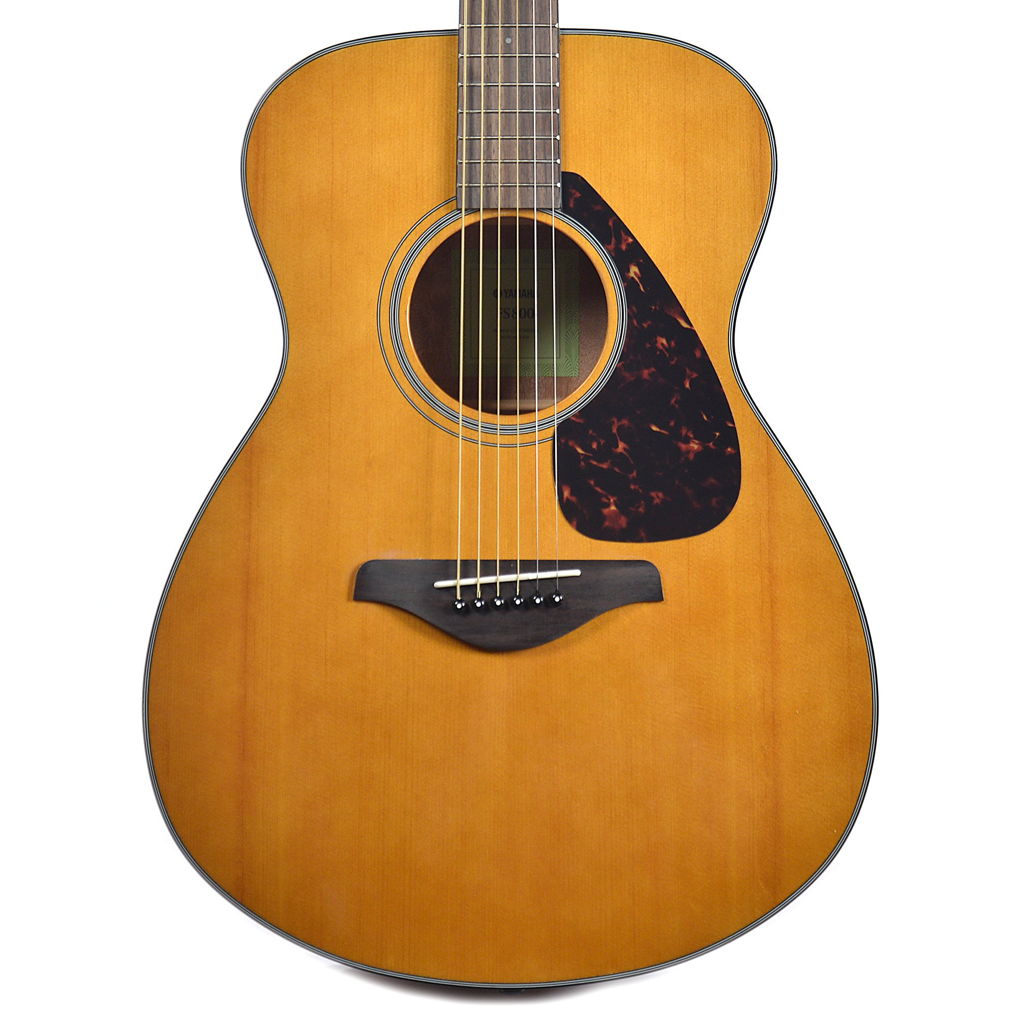 Yamaha FS800 T Concert Acoustic Limited Edition Tinted Natural Top by YAMAHA