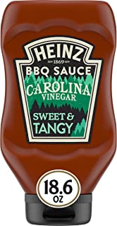 product image for Heinz Carolina Vinegar Style Tangy BBQ Sauce (18.6 oz Bottle)