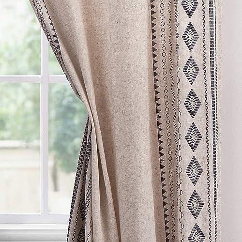 Dreaming Casa Linen Curtains