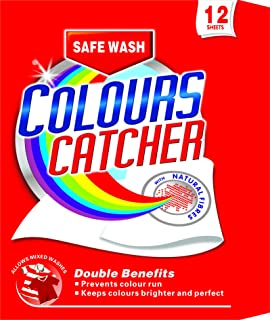 ShoutColor Catcher Dye Trapping Sheets, 72.0 Count: Amazon.in ...