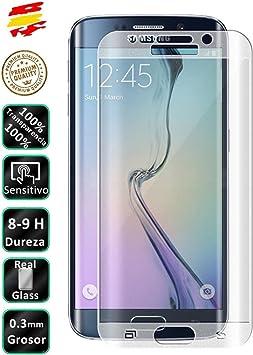 Movilrey Protector para Samsung Galaxy S6 Edge Plus Color ...