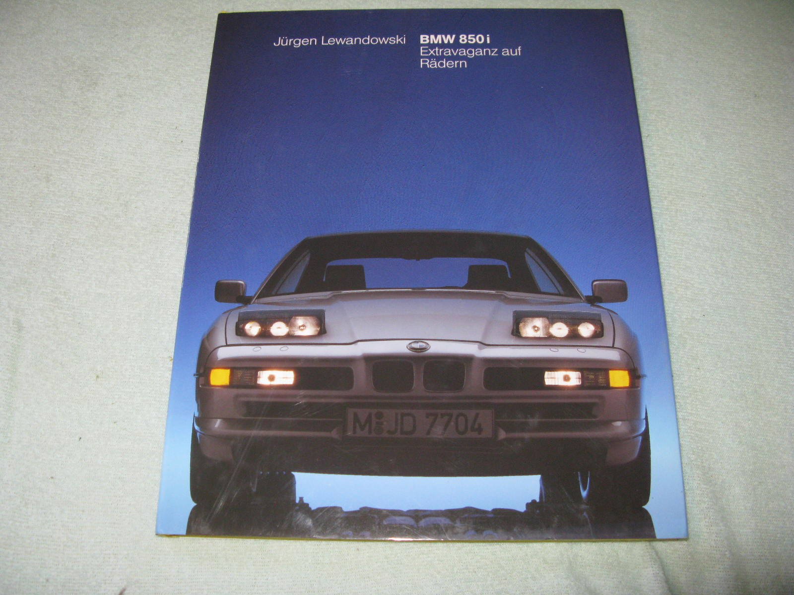 BMW 850i Extravaganz Auf Radern Amazonde Bucher