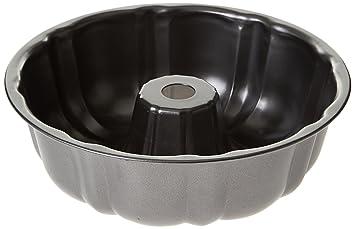 Quid Molde Savarin 26 X 8 Cm Sweet Grey, Acero, Negro, 2.86 cm: Amazon.es: Hogar