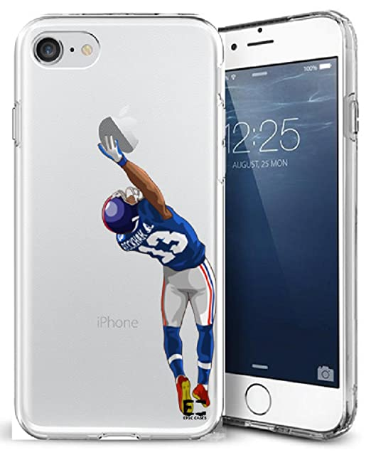 iphone 8 case football