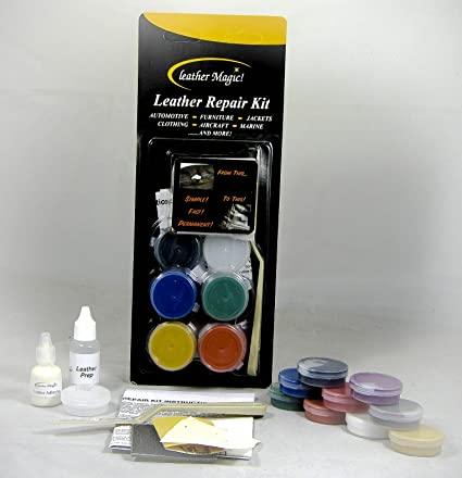 Leather Magic Leather Repair Kit
