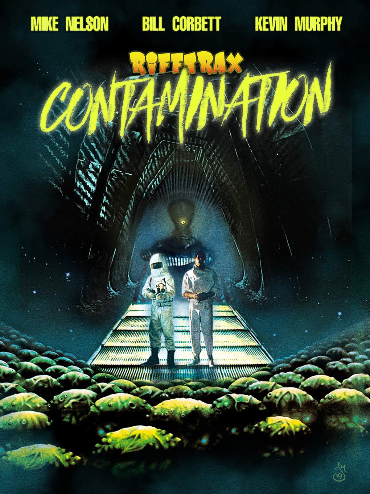 RiffTrax: Contamination