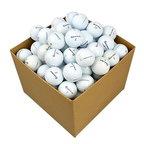 19e504f0071a9 Second Chance TaylorMade - Lote de 100 pelotas de golf (grado A ...