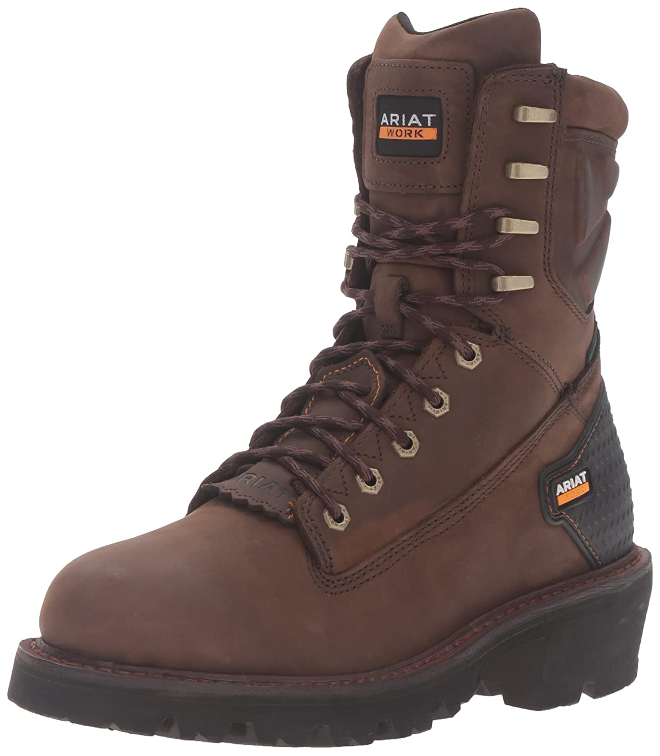 Ariat メンズ Oily Distressed Brown 8 D(M) US 8 D(M) USOily Distressed Brown B01BL65VQ4