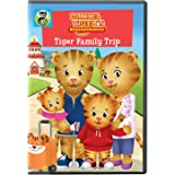 Daniel Tiger's Neighborhood: Tiger Family Trip DVD