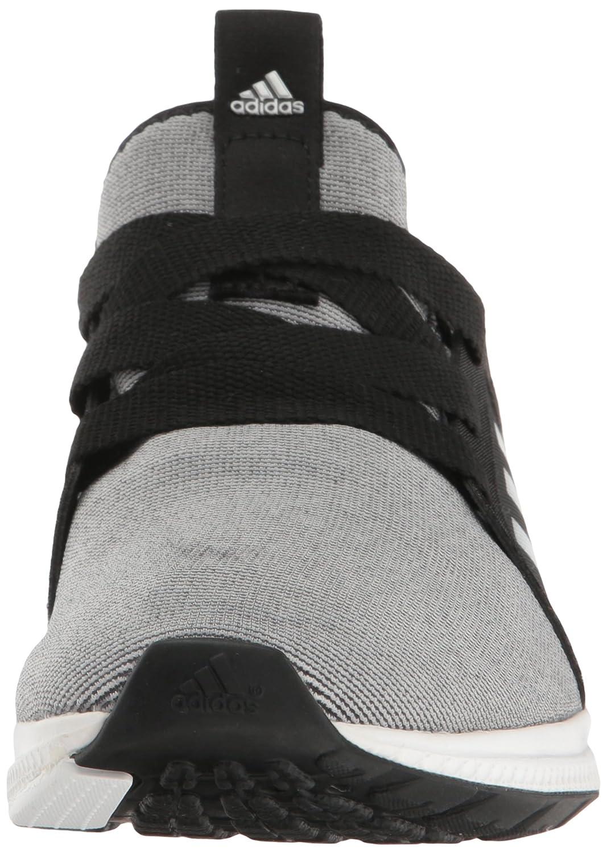 adidas Women's Edge Lux W Running Shoe B01H7WYOU0 11.5 B(M) US|Black/White/Metallic/Silver