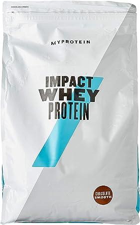 Myprotein Impact Whey Proteína de Suero, Sabor Chocolate ...